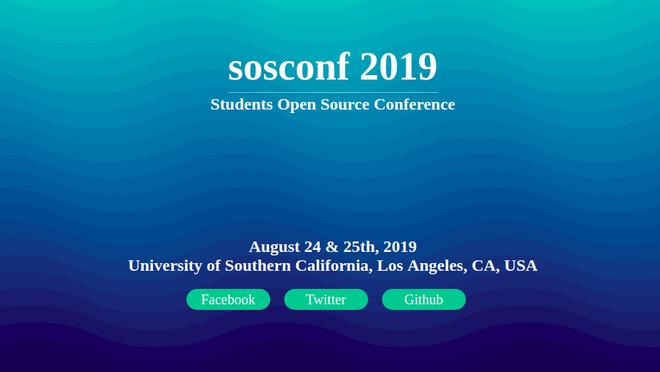 第1届全球学生开源年会