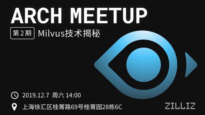 Arch Meetup - Milvus技术揭秘