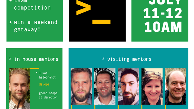 Green Steps Ark Hackathon