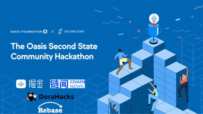 Oasis + Second State 线上 Hackathon